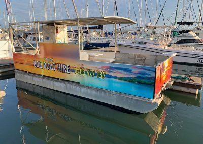 Jenny 1 - 8 person boat
