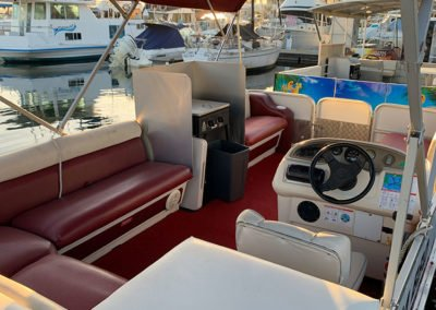 Jenny 5 & 6 - 10 person boat